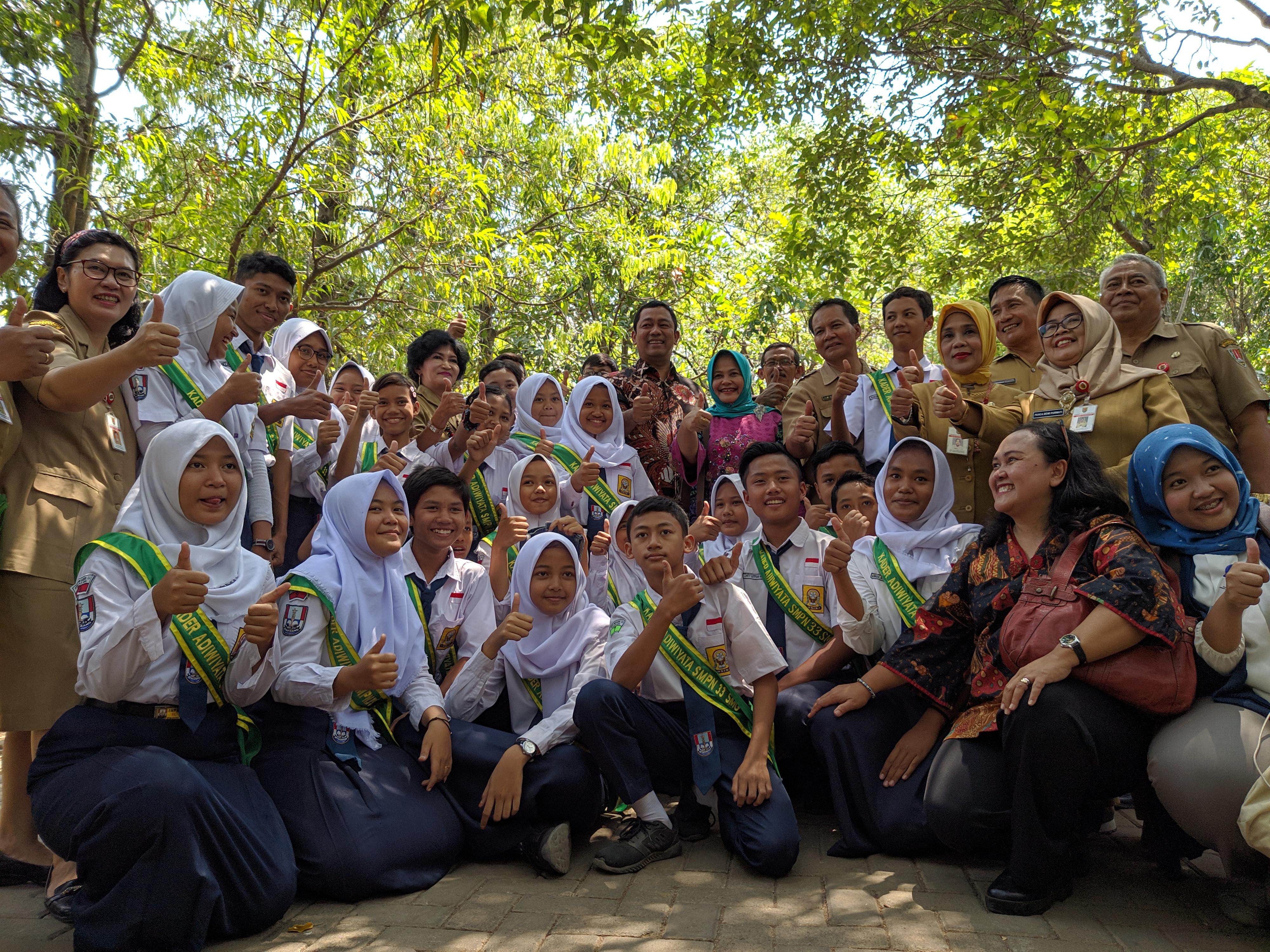 Image result for press trip kota layak anak 2019
